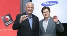 Samsung chce Qualcommu uzmout část trhu