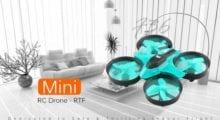 Malý dron za 200 korun na e-shopu GearBest.com [Sponzorovaný článek]
