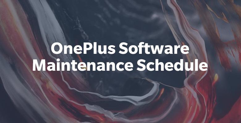 OnePlus slibuje pro všechny telefony dva roky aktualizací