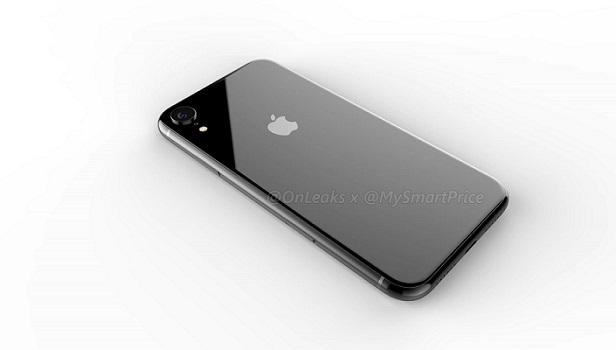 Unikly rendery připravovaného iPhonu pro letošní rok
