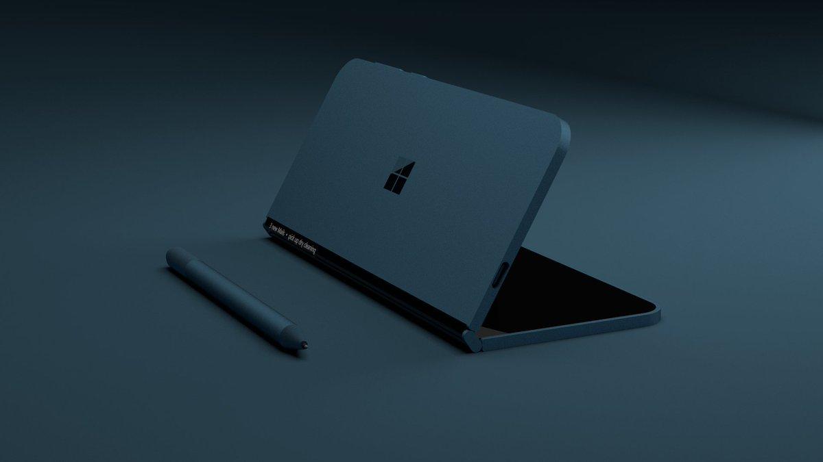Tajemná Andromeda – interní emaily Microsoftu poodhalují kapesní Surface zařízení