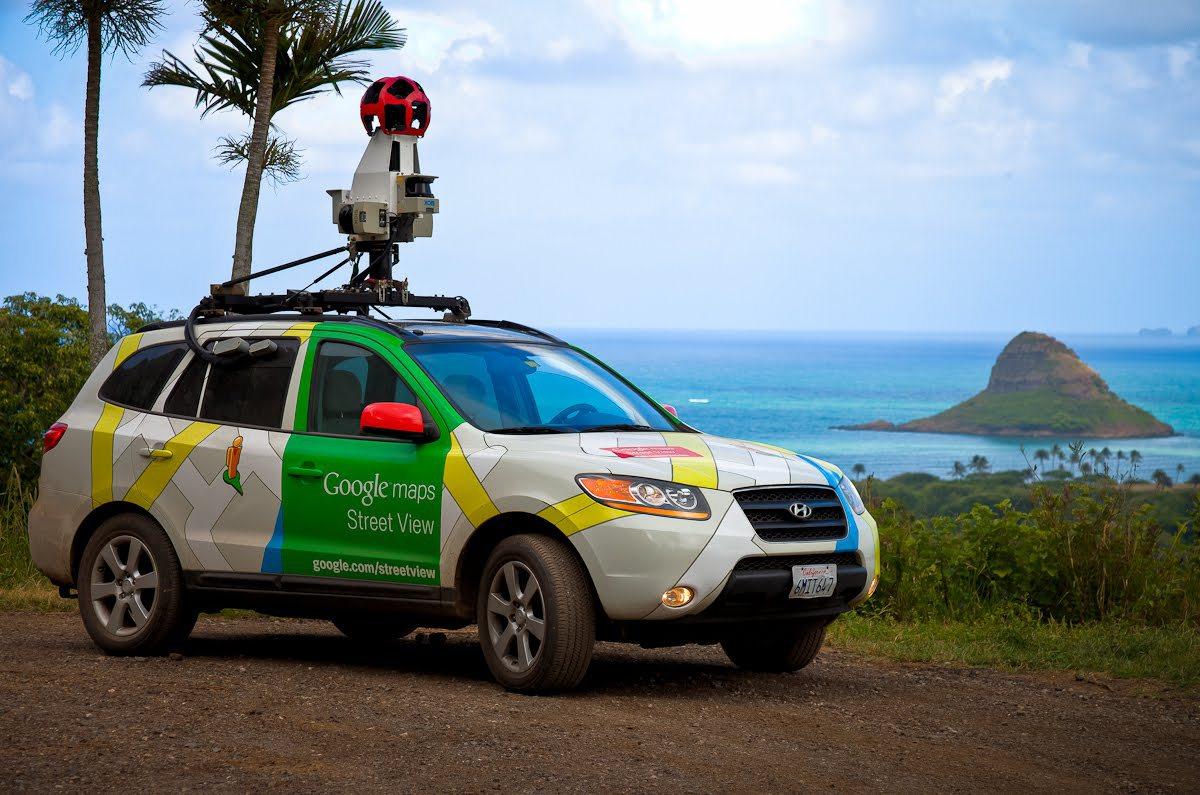 Auta Google Street View se opět vydávají na české silnice