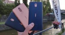 Nokia 2.1, 3.1 a 5.1 vstupují na český trh, společně s obnovenou 8110