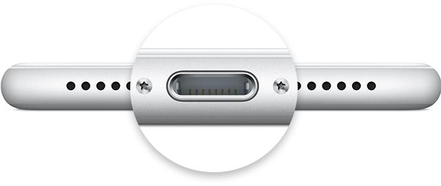iPhone kompletně bez portů a tlačítek? [spekulace]