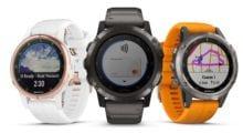 Garmin představil chytré hodinky fēnix 5 Plus za téměř 25 000 Kč
