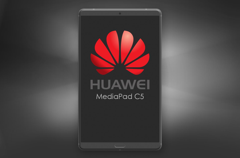 Huawei MediaPad C5 je na cestě
