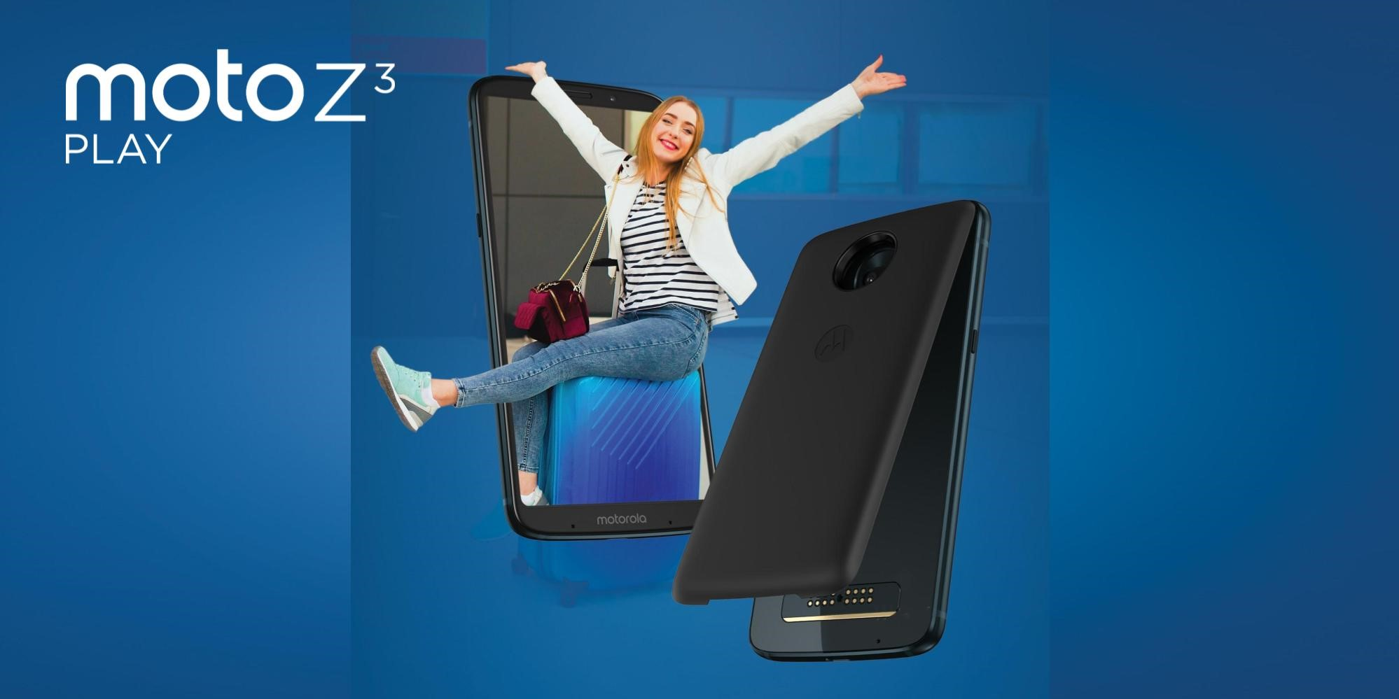 Moto Z3 Play přichází na český trh [aktualizováno]