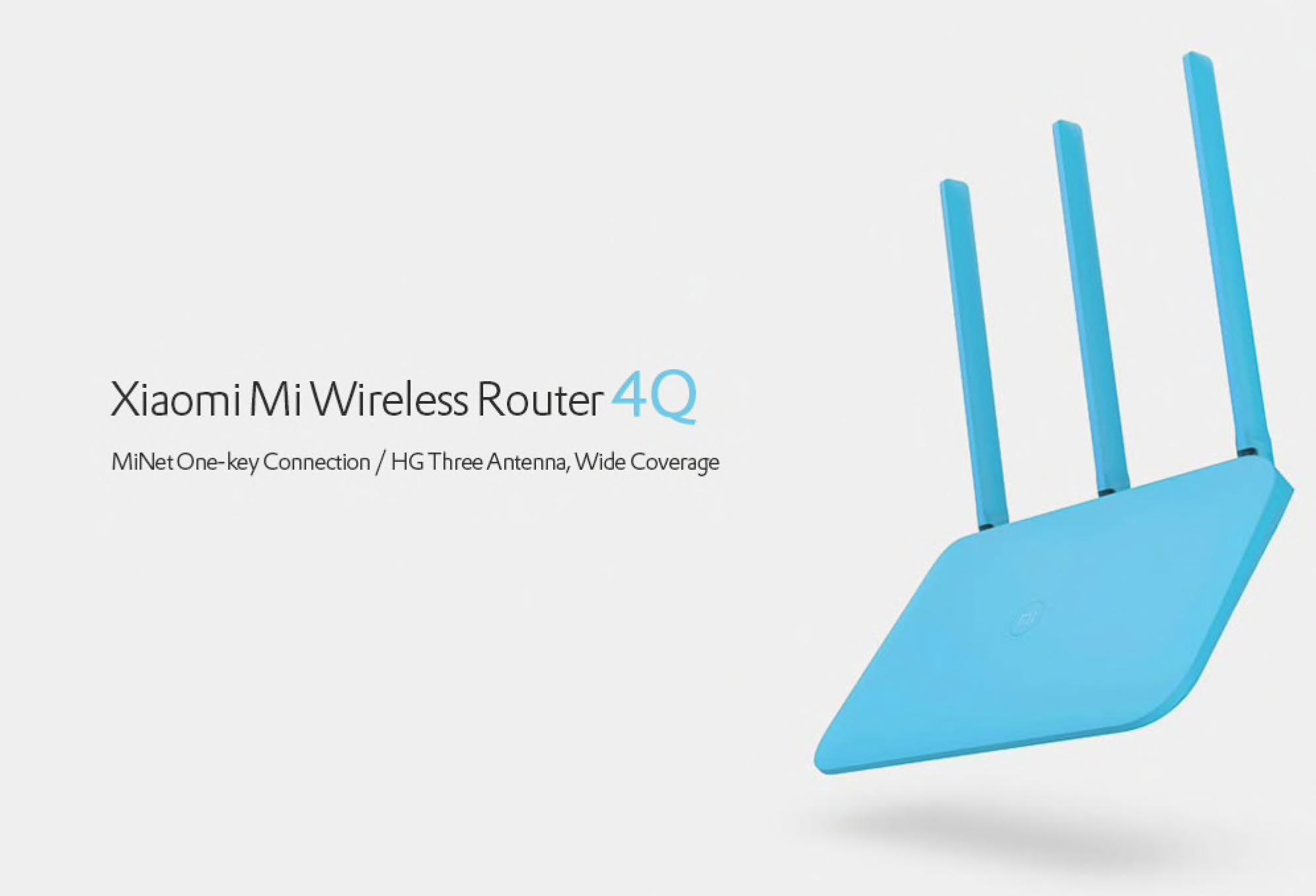 Gearbest: Originální Xiaomi Mi 4Q router za nejnižší cenu na trhu! [sponzorovaný článek]