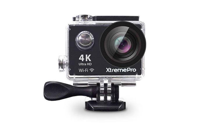XtremePro Action Cam – akční 4K kamera za lákavou cenu