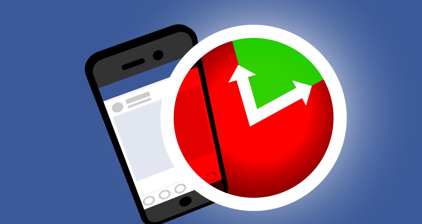 Facebook testuje nový nástroj, prozradí vám, kolik času na síti trávíte