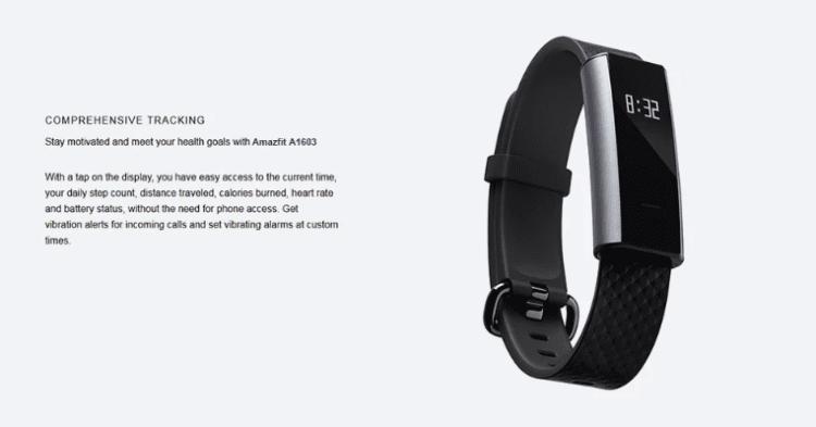 Xiaomi Amazefit A1603