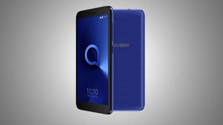 Alcatel 1 – úplný základ pod křídly Android Go
