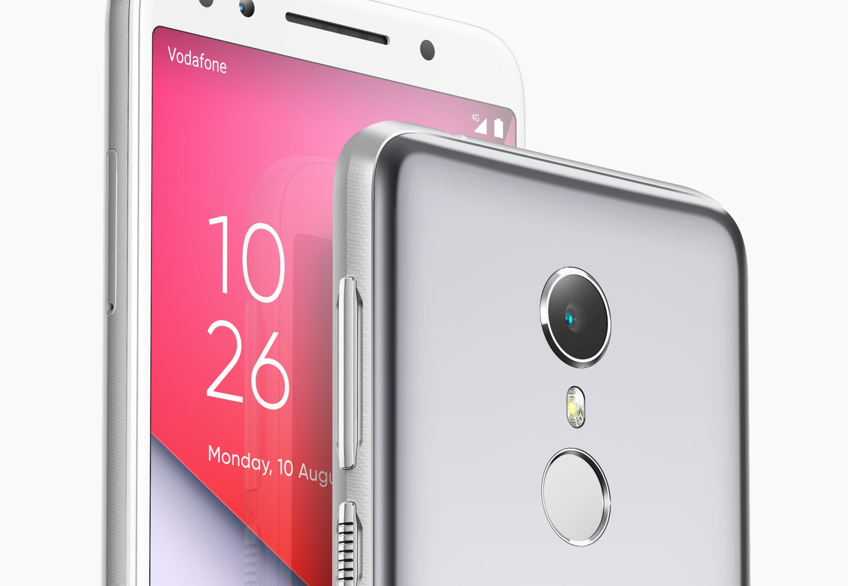 Vodafone představil svůj první telefon s Androidem Go – Smart N9 Lite