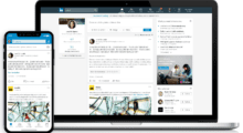 LinkedIn aktualizuje, přináší dvě nové praktické funkce
