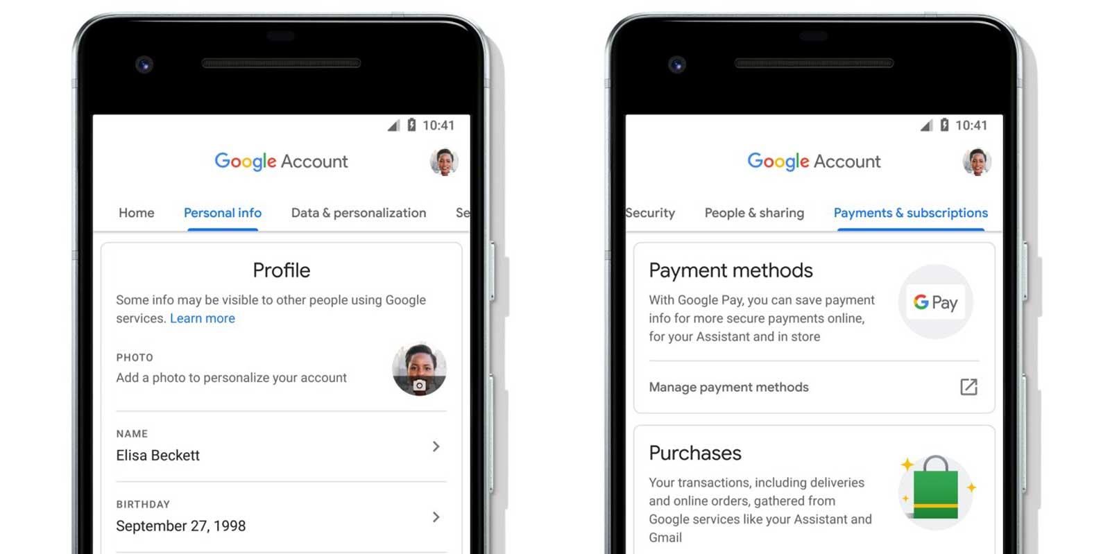 Google přináší jednodušší správu účtů pro Android