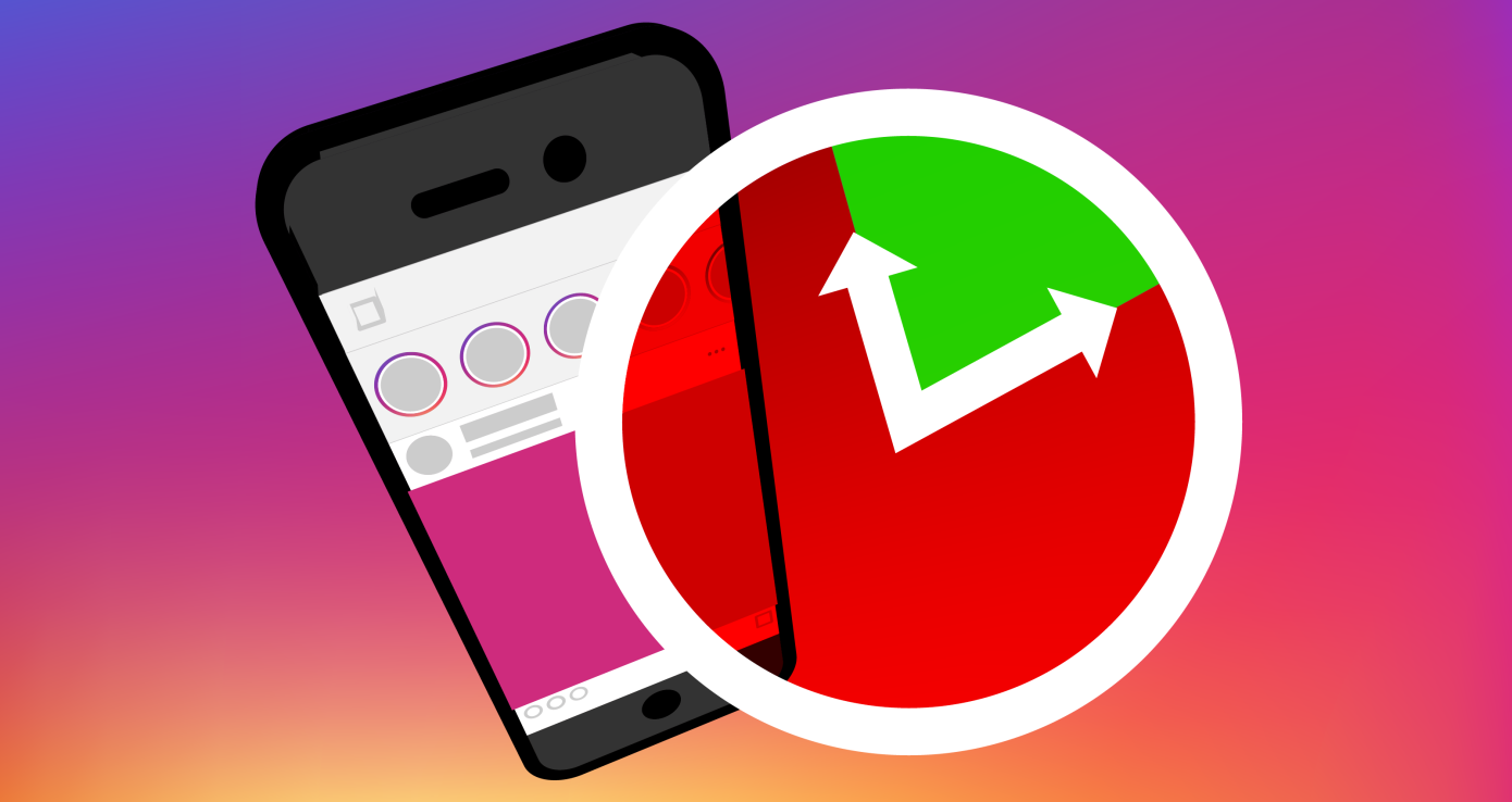Statistiky používání Instagramu jsou v přípravě