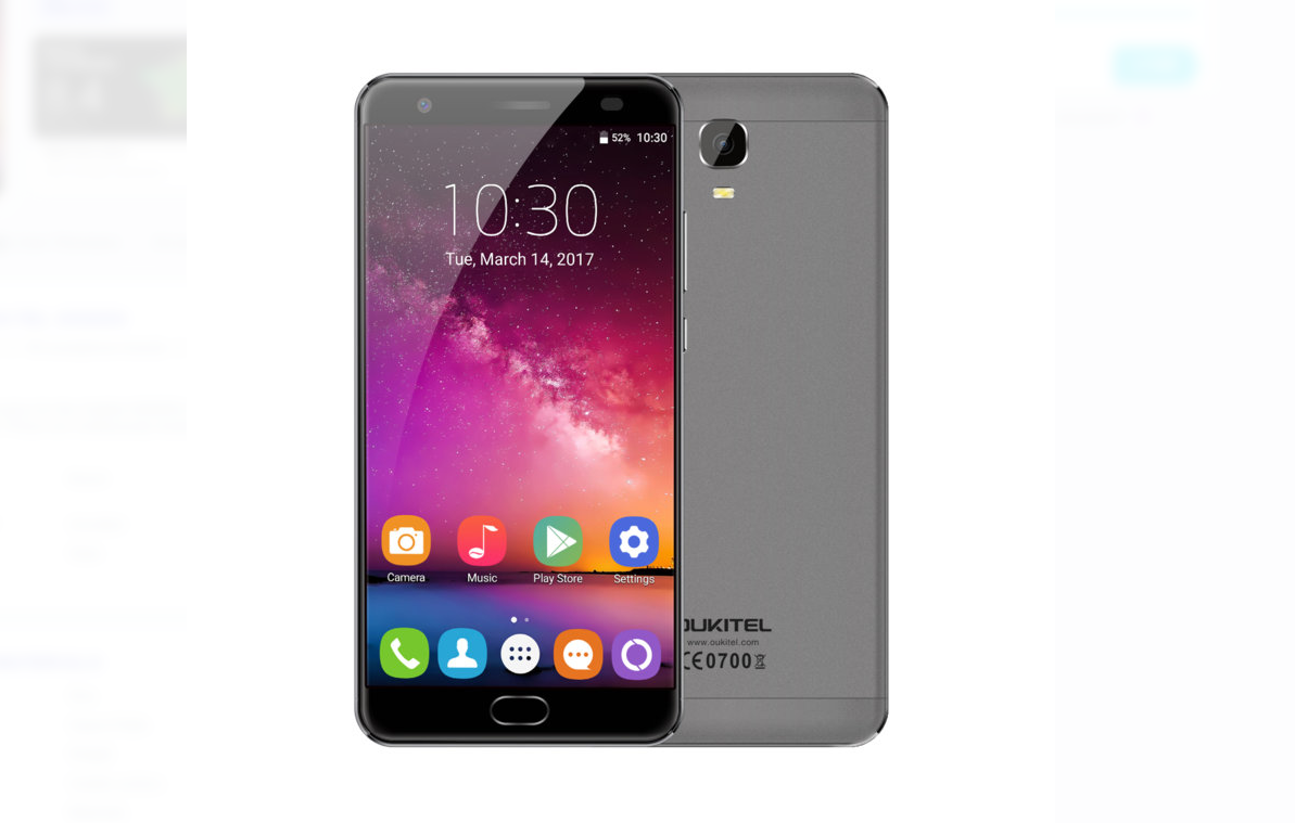 Oukitel pokračuje v populární sérii telefonů s velikou baterií, představí OK 6000