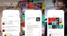 Google umožňuje stáhnutí relaxační hudby v Google Podcast