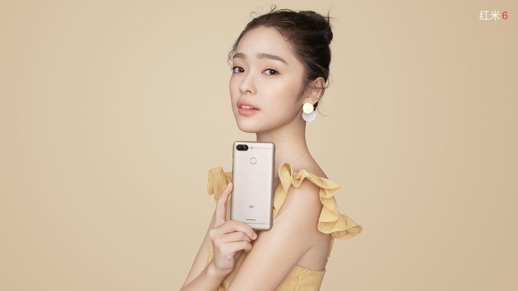 Oficiálně: Xiaomi Redmi 6 a 6A, cenově dostupné novinky
