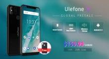 Ulefone X – nový model od společnosti Ulefone za exkluzivní cenu [Sponzorovaný článek]