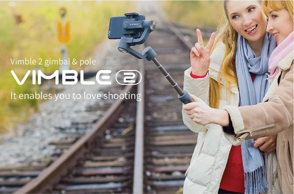 Vimble 2 – stabilizátor pro mobilní telefon za exkluzivní cenu [Sponzorovaný článek]