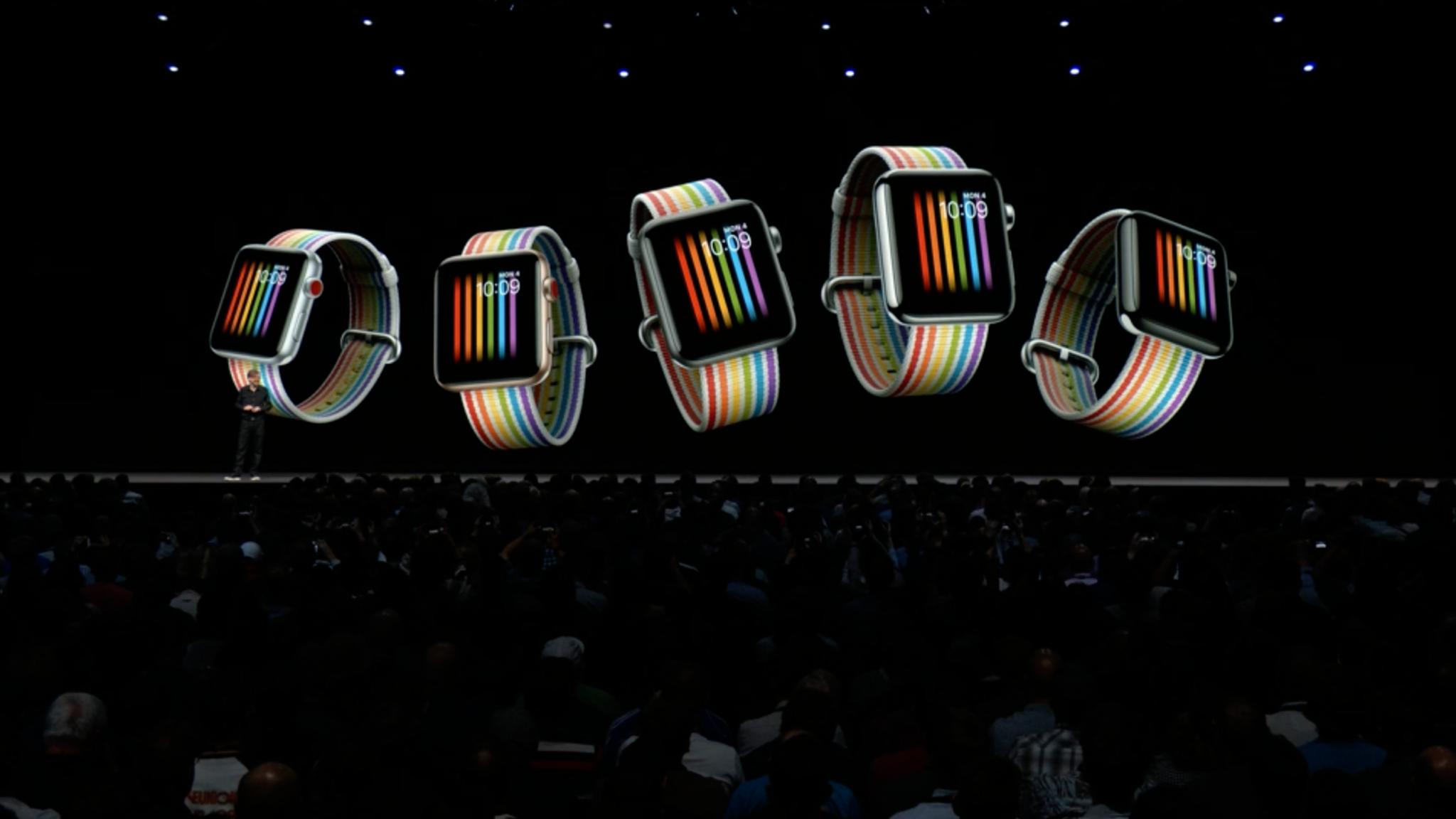 WWDC 2018: veškeré novinky v novém watchOS 5, Apple Watch 1. gen. nejsou podporovány