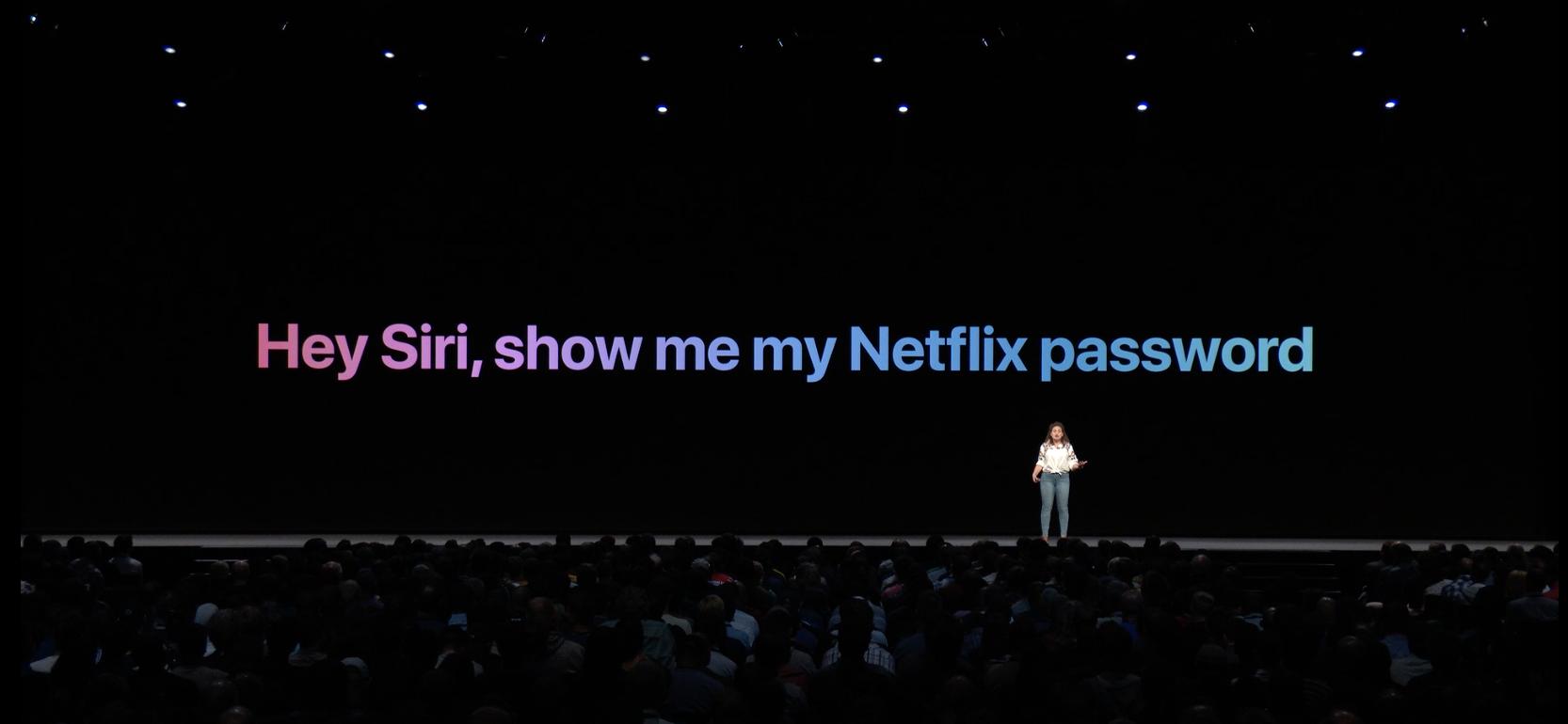 iOS a Siri dostanou nové funkce ohledně vašich hesel