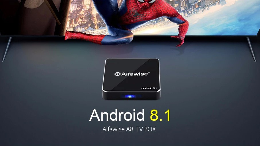 Gearbest: nový chytrý TV box Alfawise A8 za nejnižší cenu v historii! [sponzorovaný článek]