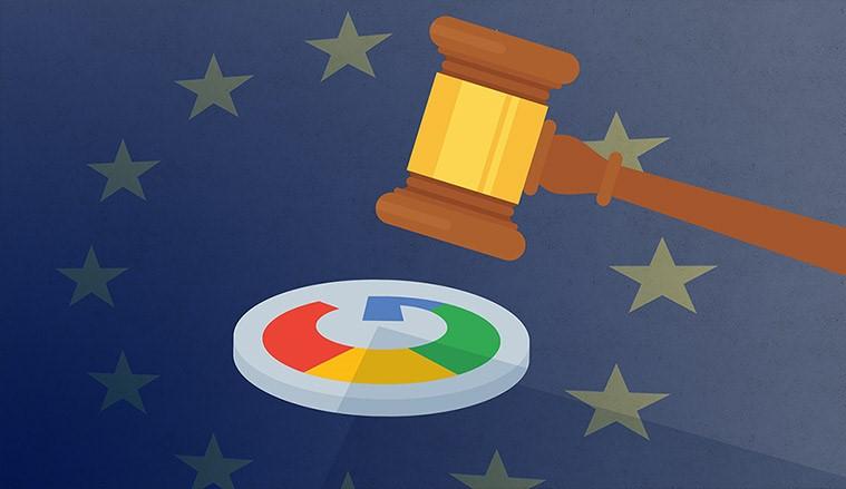 Další spor mezi Evropskou unií a Googlem na obzoru