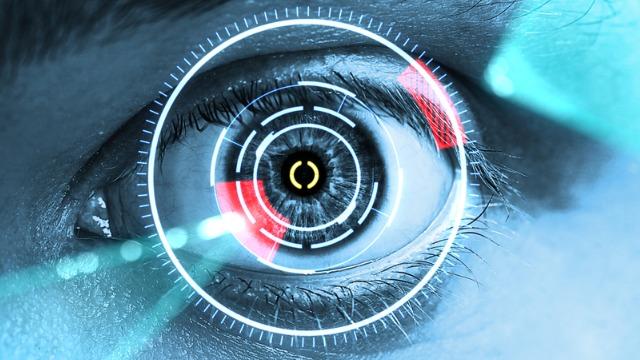 Nová umělá inteligence pro čtečku duhovky