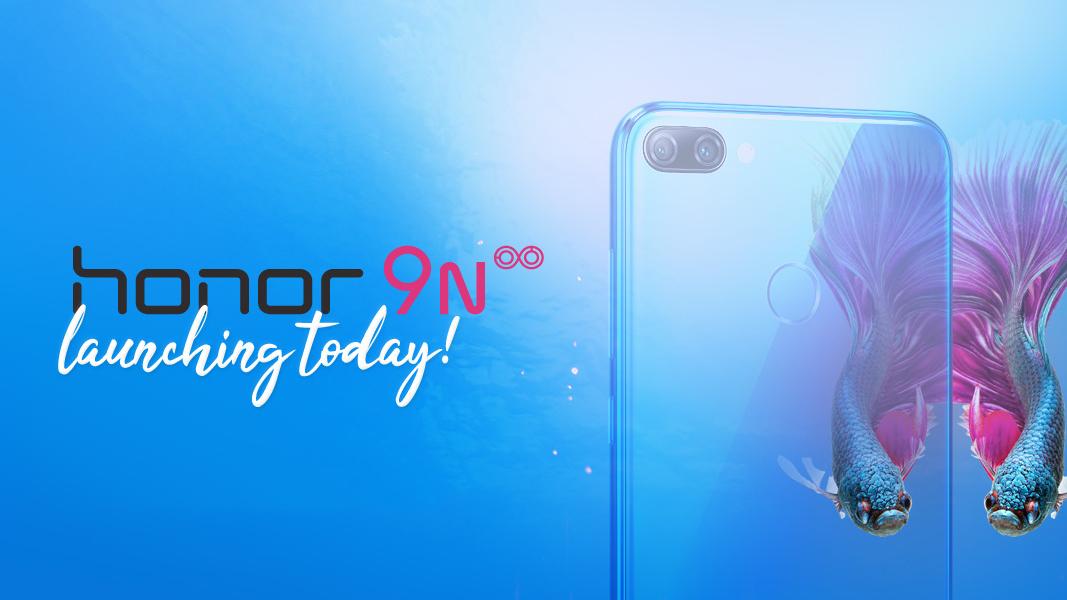 Novinka Honor 9N je globální verzí modelu 9i
