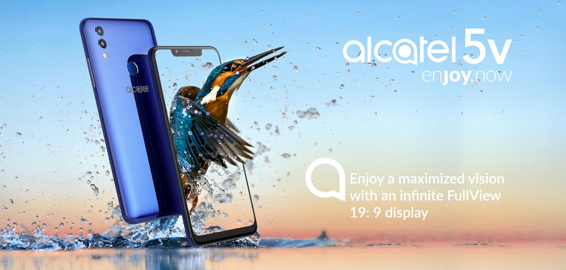 Alcatel 5V – novinka s výřezem a nedokonalým hardwarem
