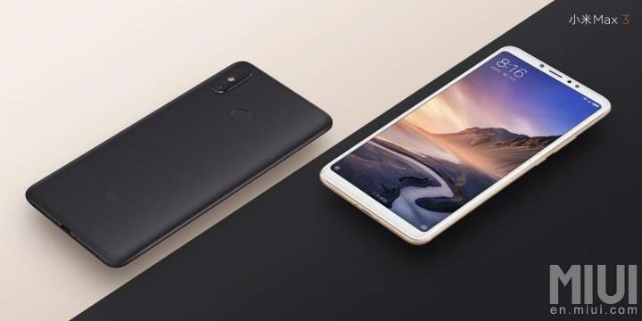 Xiaomi Mi Max 3 představen, obr s obří baterií