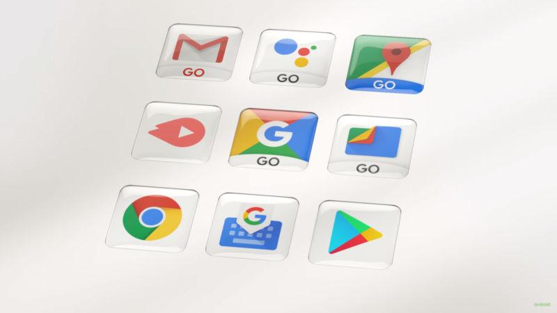 Samsung a edice Android Go – hrátky s neúspěchem