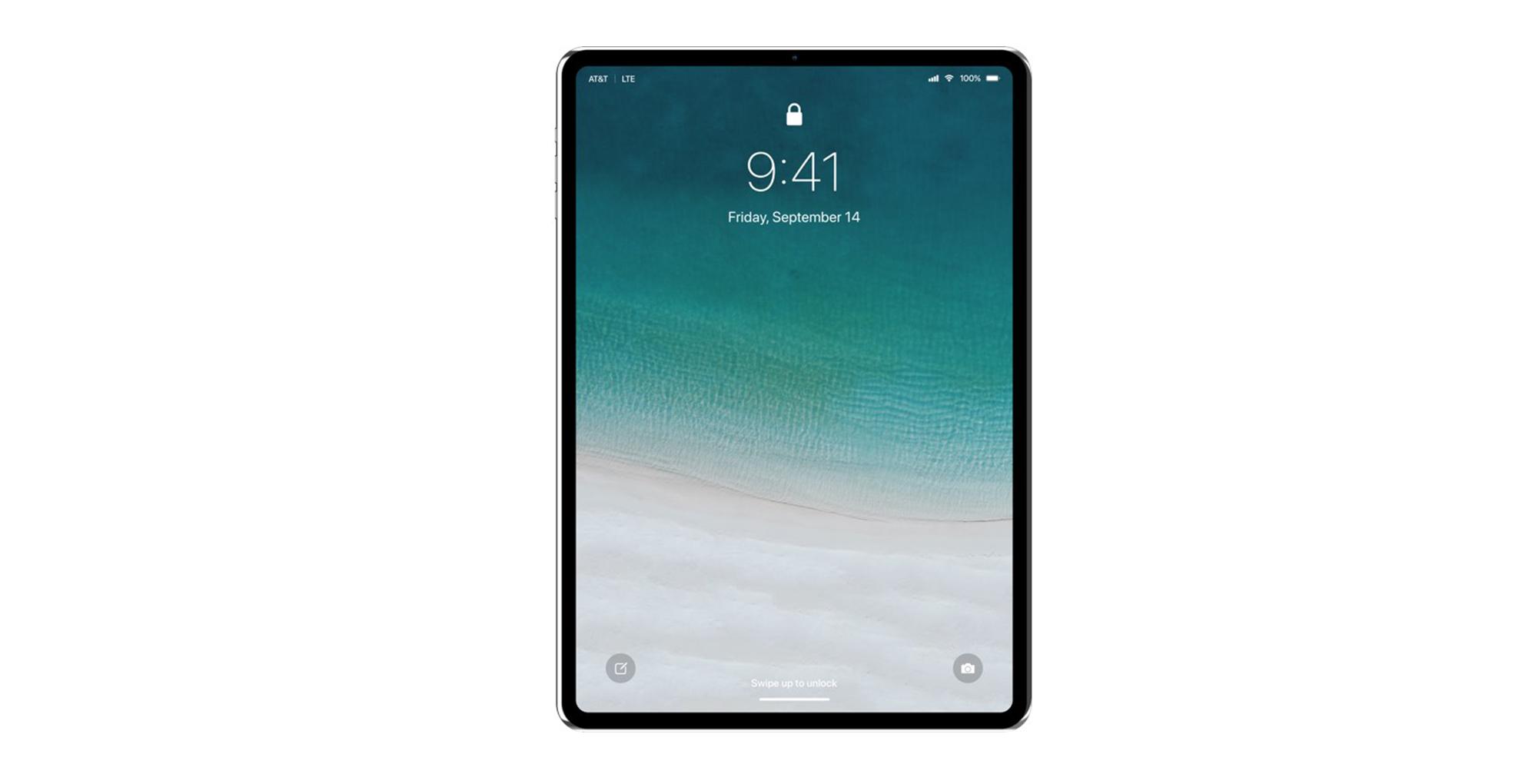 Apple si u EEC registroval další dvě zařízení, údajně jde o iPady Pro s Face ID