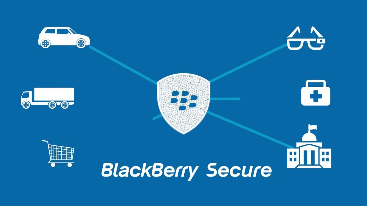 CAT a Land Rover získá služby od BlackBerry