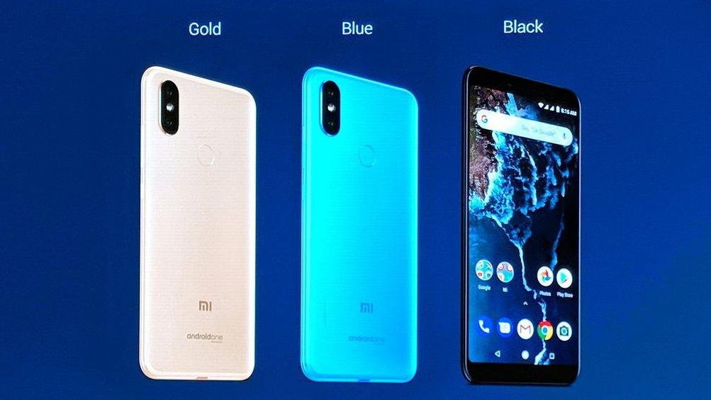Oficiálně: Novinky Xiaomi Mi A2 a Mi A2 Lite představeny