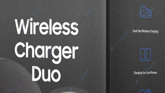 Objevily se tiskové rendery Samsung Wireless Charger Duo [aktualizováno]