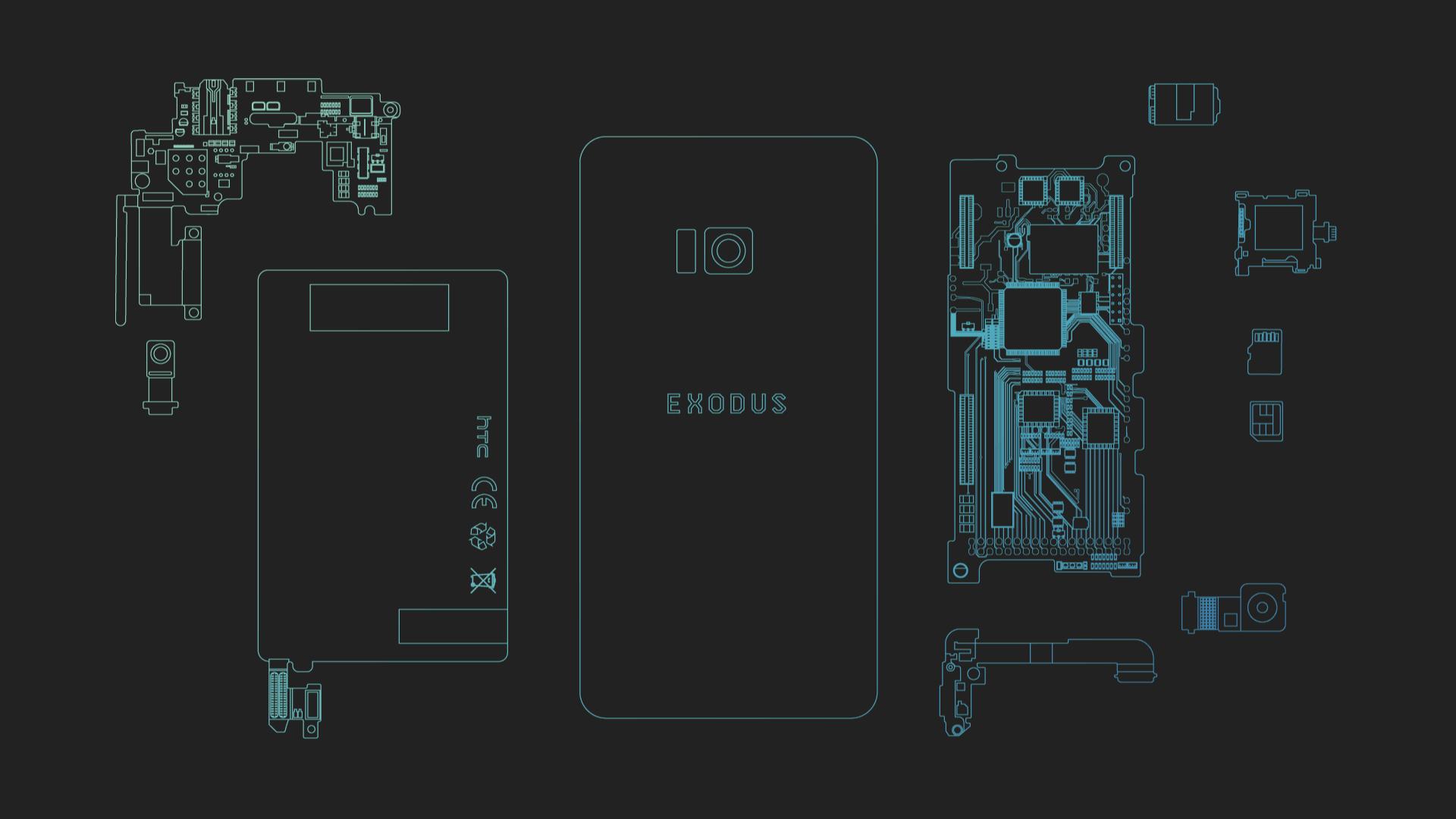 HTC Exodus se představí 22. října [aktualizováno]