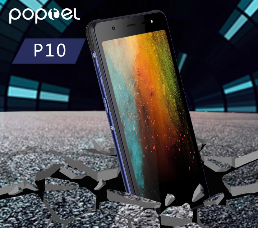 Poptel P10 je novým zástupcem střední třídy za průměrnou cenu [aktualizováno]