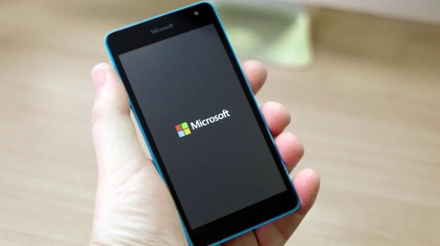 Microsoft možná znovu vstoupí na trh se smartphony