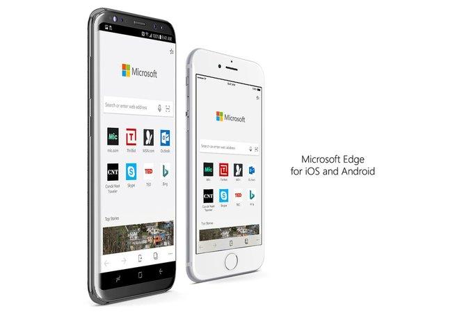 Microsoft Edge pro Android přináší další nové funkce
