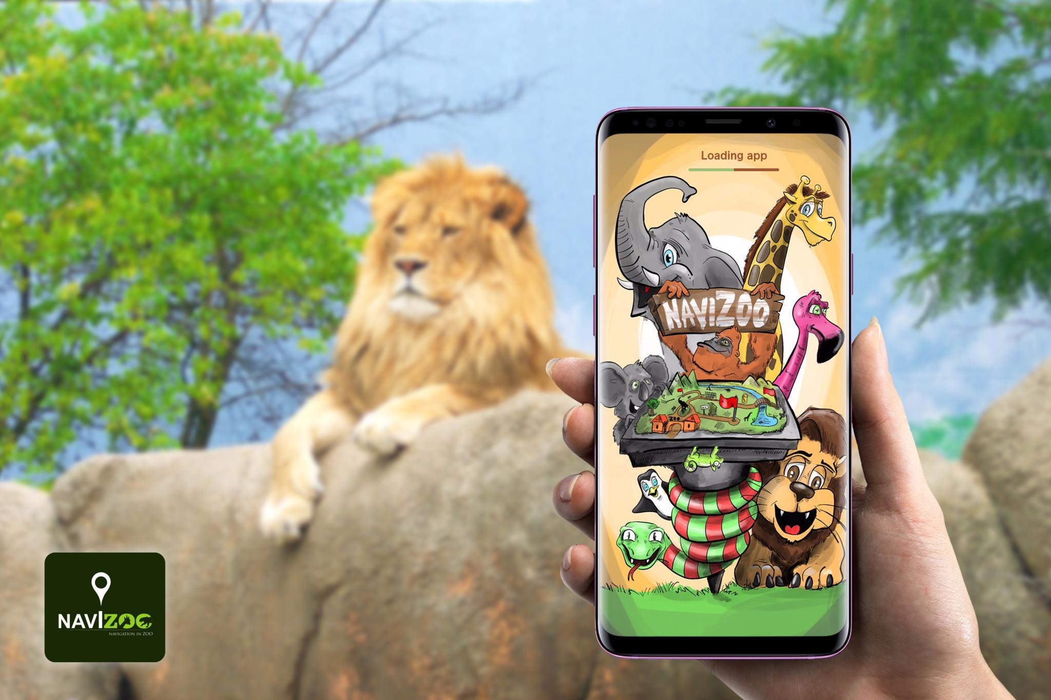 NaviZoo – navigace pro návštěvníky zoologických zahrad