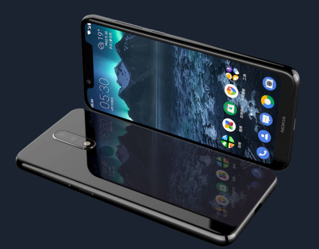 Nokia X5 představena, nabízí základní specifikace a výřez