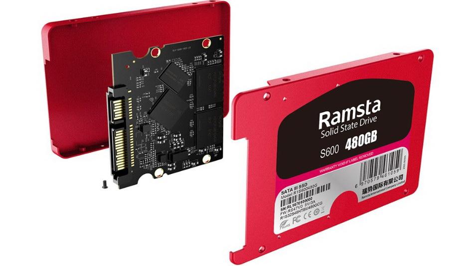 Geekbuying: 480 GB SSD disk nyní jen za 1 574 Kč! [sponzorovaný článek]