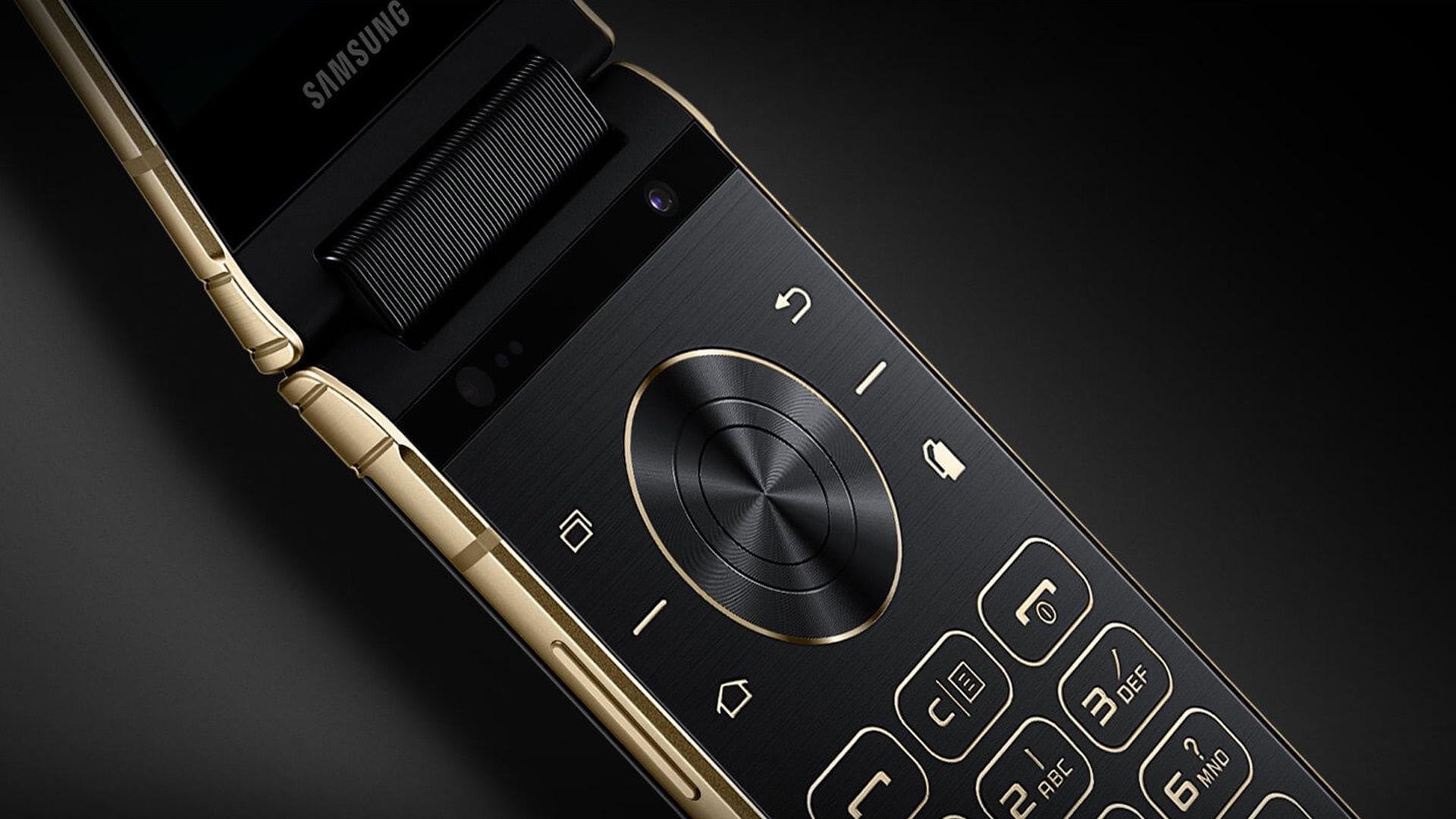 Samsung W2019 je v přípravě