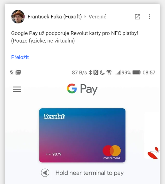 Does your bank pay Google Pay? Revolut is the easiest route
