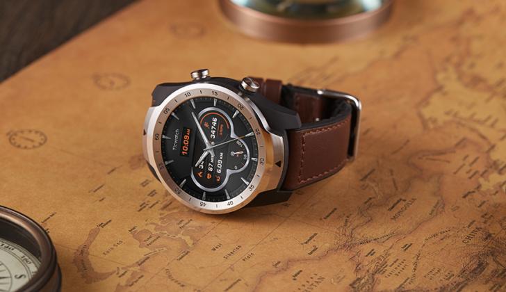 TicWatch Pro: prémiové hodinky od Mobvoi představeny