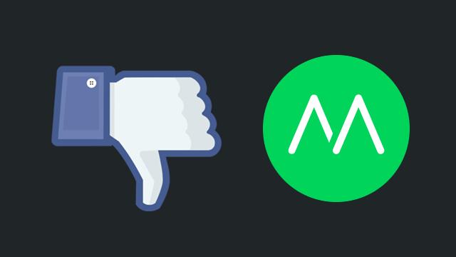Facebook ruší aplikaci Moves, a další dvě navíc jako bonus