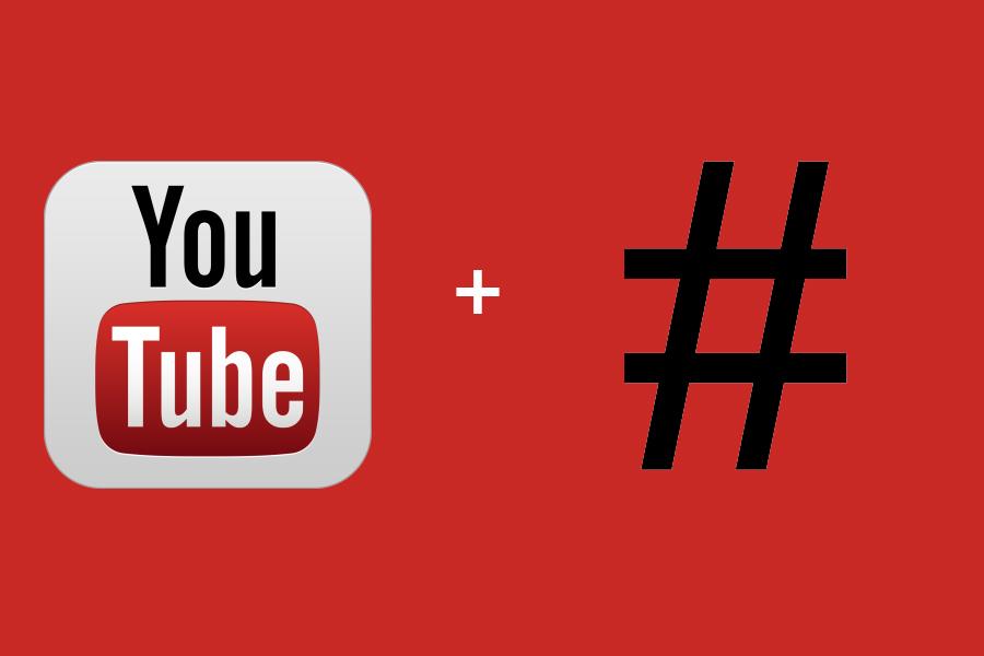 Youtube začal zobrazovat hashtagy nad názvem videa